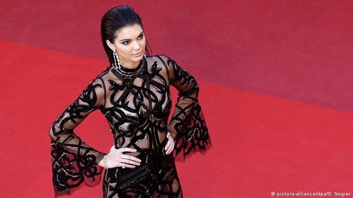 Frankreich - Kendall Jenner auf den Filmfestspielen in Cannes
