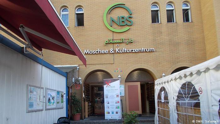 Neuköllner Begegnungstätte Wahlen 2016! Gut informiert (DW/K. Salameh)