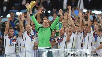 Brasilien WM 2014 Deutschland