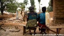 Boko Haram Opfer von Entführung Nigeria
