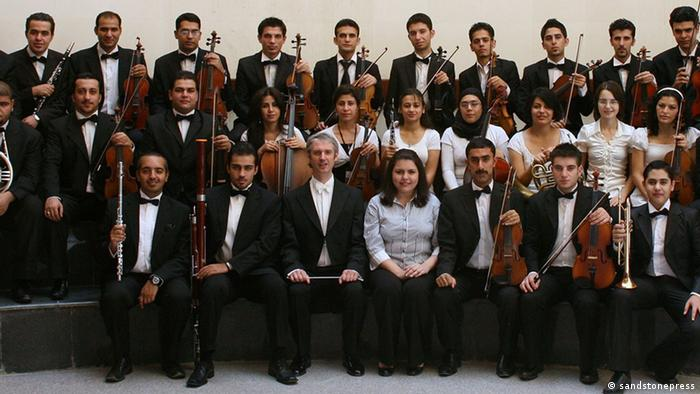 Das National Youth Orchestra of Iraq