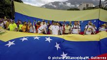 Venezuela Caracas Demonstration