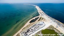 Krim Russland - Brückenbau
