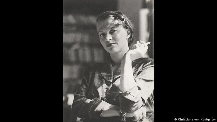 Author Bettina Hürlimann-Kiepenheuer, 1949, Copyright: Käthe Kollwitz Museum Köln - Ausstellung Annelise Kretschmer