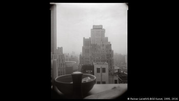 Reiner Leist's Window, September 14, 1995, Copyright: Reiner Leist/VG-Bild Kunst, 1995, 2016