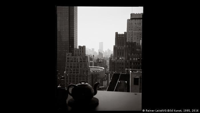 Reiner Leist's Window, September 14, 1996, Copyright: Reiner Leist/VG-Bild Kunst, 1995, 2016