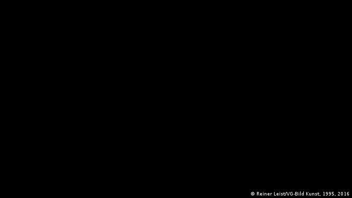 Reiner Leist's Window, September 14, 1999, Copyright: Reiner Leist/VG-Bild Kunst, 1995, 2016