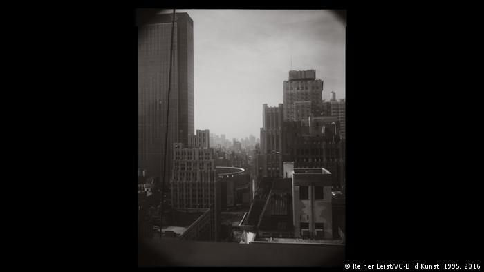 Reiner Leist's Window, September 14, 2002, Copyright: Reiner Leist/VG-Bild Kunst, 1995, 2016