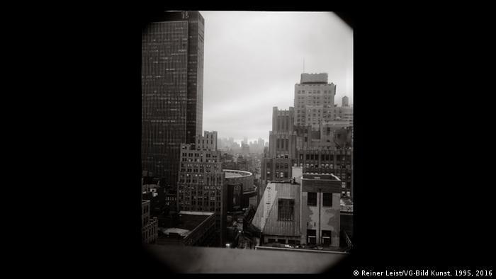 Reiner Leist's Window, September 14, 2005, Copyright: Reiner Leist/VG-Bild Kunst, 1995, 2016