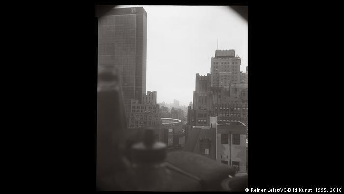 Reiner Leist's Window, September 14, 2006, Copyright: Reiner Leist/VG-Bild Kunst, 1995, 2016