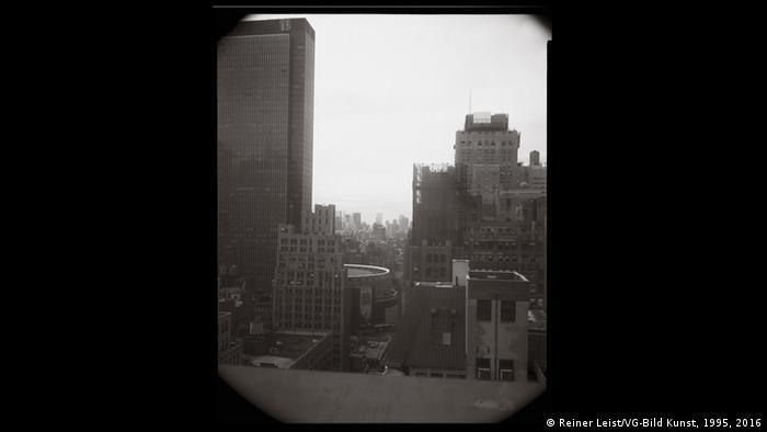 Reiner Leist's Window, September 14, 2007, Copyright: Reiner Leist/VG-Bild Kunst, 1995, 2016