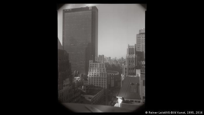 Reiner Leist's Window, September 14, 2009, Copyright: Reiner Leist/VG-Bild Kunst, 1995, 2016