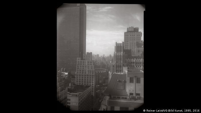 Reiner Leist's Window, September 14, 2010, Copyright: Reiner Leist/VG-Bild Kunst, 1995, 2016