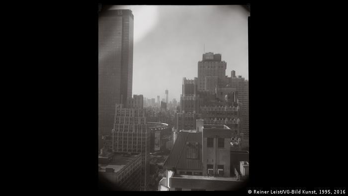Reiner Leist's Window, September 14, 2012, Copyright: Reiner Leist/VG-Bild Kunst, 1995, 2016