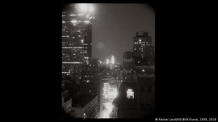 Reiner Leist's Window, September 14, 2013, Copyright: Reiner Leist/VG-Bild Kunst, 1995, 2016