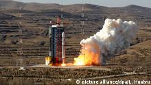 Symbolbild China Rakete Long March 4B
