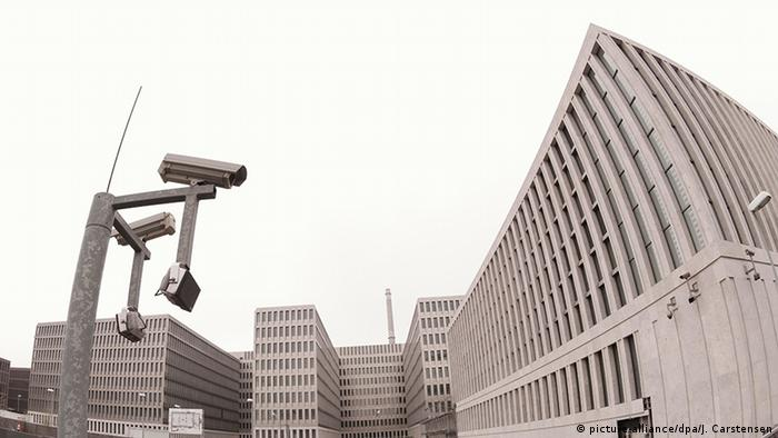 Zentrale des Bundesnachrichtendienstes (BND) (picture-alliance/dpa/J. Carstensen)