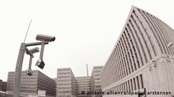The Federal Intelligence Service headquarters in Berlin (BND) (picture-alliance/dpa/J. Carstensen)