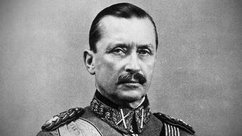 Маршал Карл Густав Эмиль Маннергейм