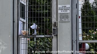 Griechenland Athen Vergabe von TV Lizenzen (picture-alliance/NurPhoto/W. Aswestopoulos)