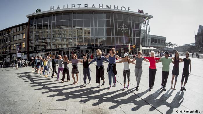 City Dance Köln 2016. Foto: Martin Rottenkolber