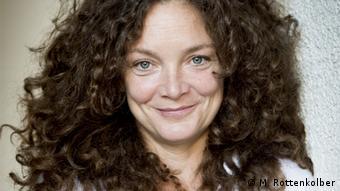 Porträt Stephanie Thiersch. Foto: Martin Rottenkolber