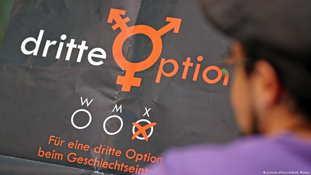 Intersex People Put Gender Binary On Trial In Karlsruhe Germany News And In Depth Reporting From Berlin And Beyond Dw 03 09 2016