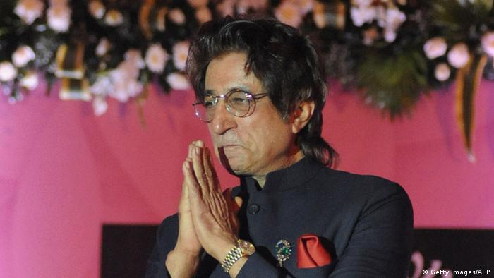 Indien Shakti Kapoor (Getty Images/AFP)