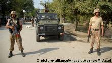 Pakistan Selbstmordanschlag in Mardan