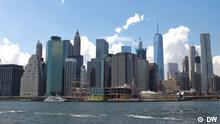 DW Doku Nichts mehr wie es war - New York 15 Jahre nach 9/11 Skyline