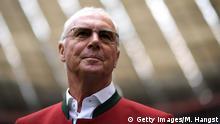 Franz Beckenbauer (Foto: getty)