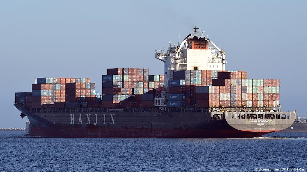 Shipping crisis puts German banks under pressure | Germany| News and
