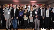 Kolumbien Parlamentarier Konferenz Bogota