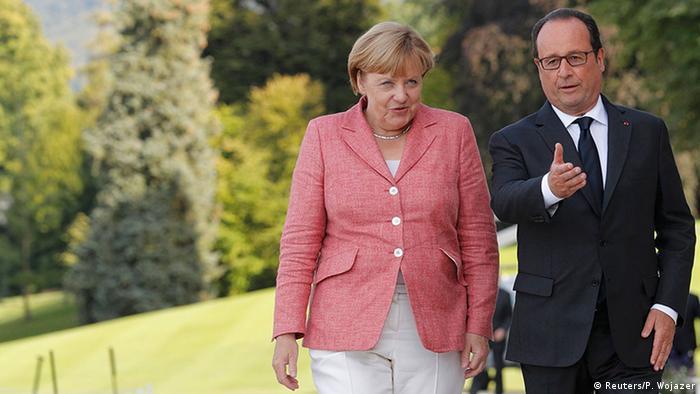Анґела Меркель та Франсуа Олланд порушать тему українського конфлікту на саміті G20