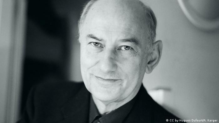 Komponist Hugues Dufourt