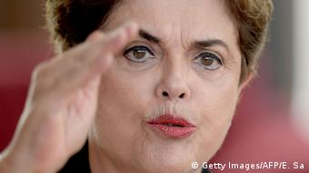 Dilma Rousseff (Getty Images/AFP/E. Sa)