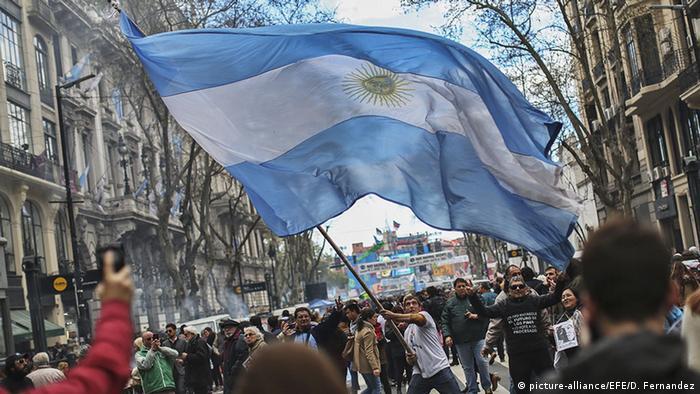 Resultado de imagen para elecciones argentina protesta