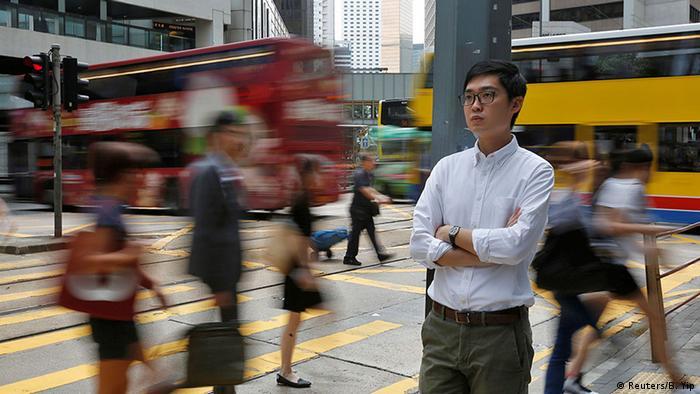 Hong Kong National Party Andy Chan