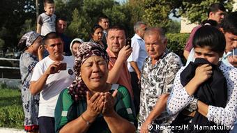 Траур по первому президенту Узбекистана Исламу Каримову