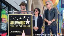 USA Stern auf dem Walk of Fame für Daryl Hall and John Oates