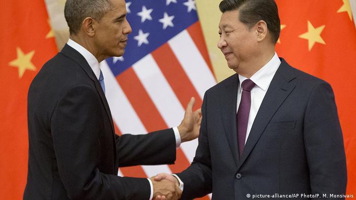 China und Amerika wollen Klimaabkommen beitreten