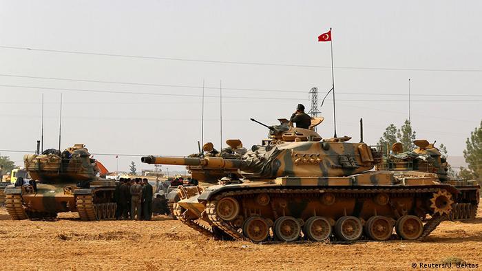 Ankara Suriye'de yeni bir sayfa açıyor