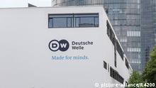 Deutsche Welle Außenfassade