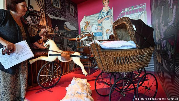 Vom stubenwagen zum sportmodell das kinderwagenmuseum zeitz