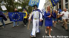 Großbritannien London March for Europe