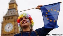 Großbritannien London March for Europe