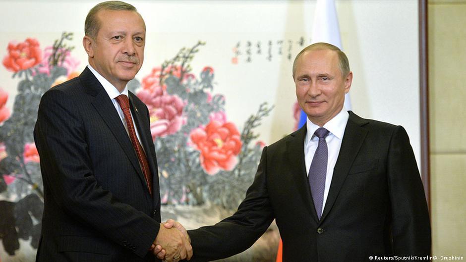 Путин и Ердоган: љубов, интереси и омраза
