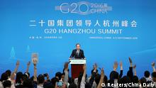 China G20 Gipfel in Hangzhou - Ban Ki-moon