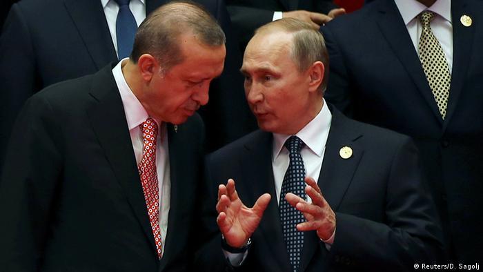 Putin ve Erdoğan Çin'deki G20 Zirvesi