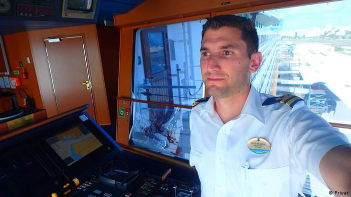 Kroatische Seeleute/Vanja Biondic